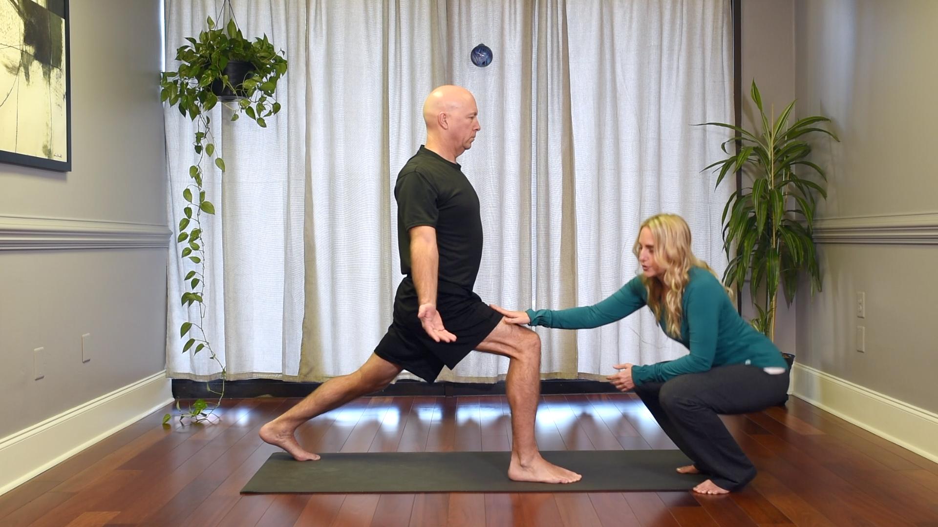 Alicia Bliss Beginner Yoga for Seniors
