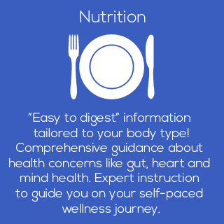 """""""Easy to digest"""" nutrition information for seniors"""