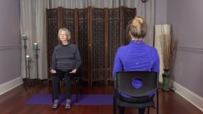 Relax into Yoga - Chair Series