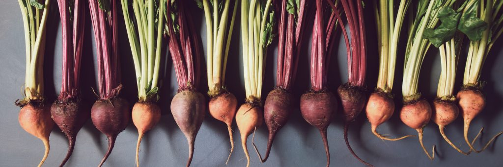 Eat beets to improve lymphatic flow and senior heart health