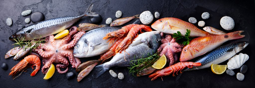 Guide for healthy seafood for seniors