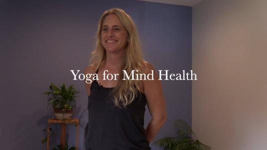 Yoga for Mind Health