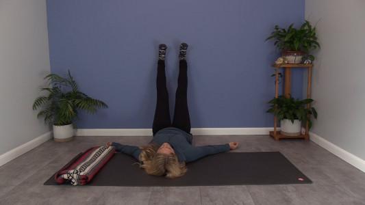 Yoga Before You Sleep